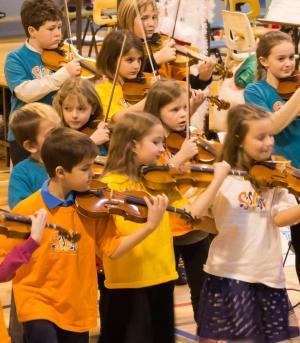 Concert d'hiver 2014 centre Richibucto