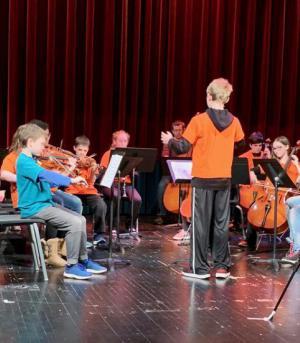 Richibucto Chamber Orchestra - Shédiac