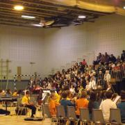 Concert du printemps centre Richibucto 2015