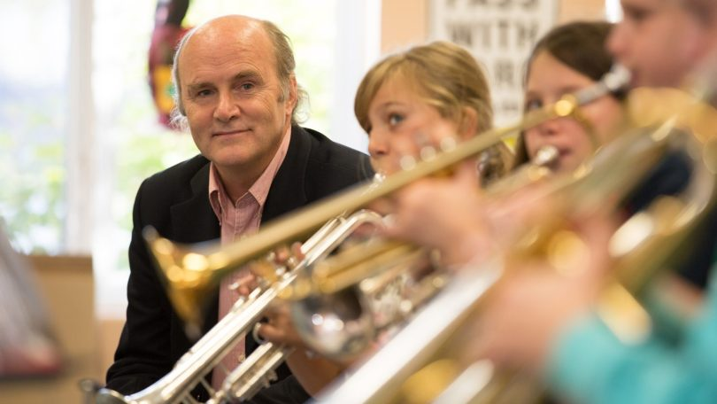Ken MacLeod--President & CEO of NBYO and Sistema NB (submitted)